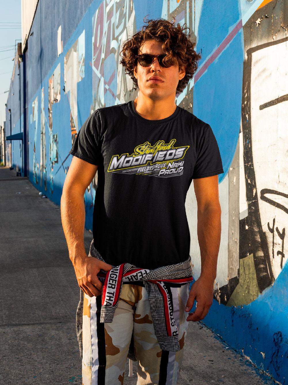 Stratford Modifieds Tee